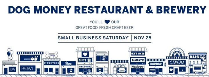 Celebrate #SmallBizSat with us on Saturday Nov 25! #ShopSmall and share the businesses you…