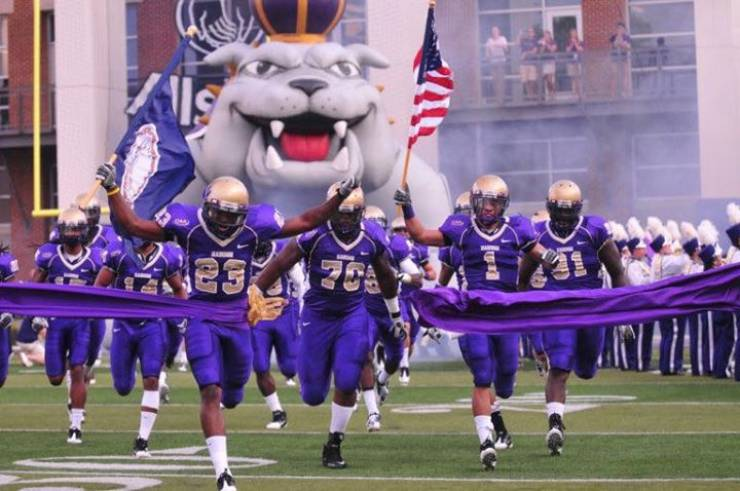 Calling all JMU alumni! Come gather at Dog Money to watch JMU take on…