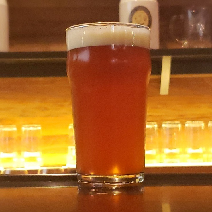 Hostile Extraction IPA (Cask Conditioned)